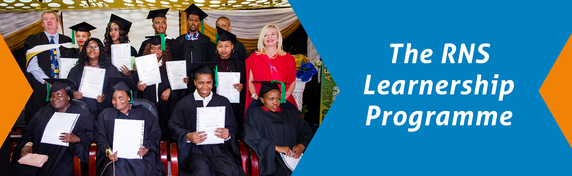 RNS helps disabled learners graduate
